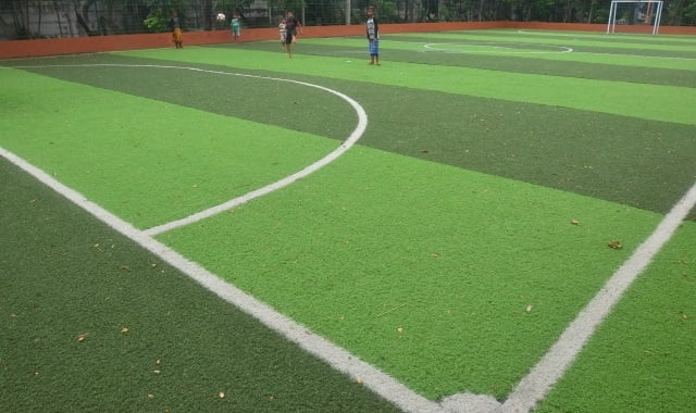 Gambar lapangan futsal