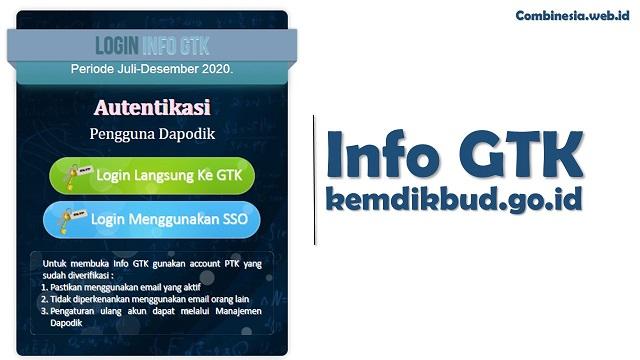 Info GTK Terbaru